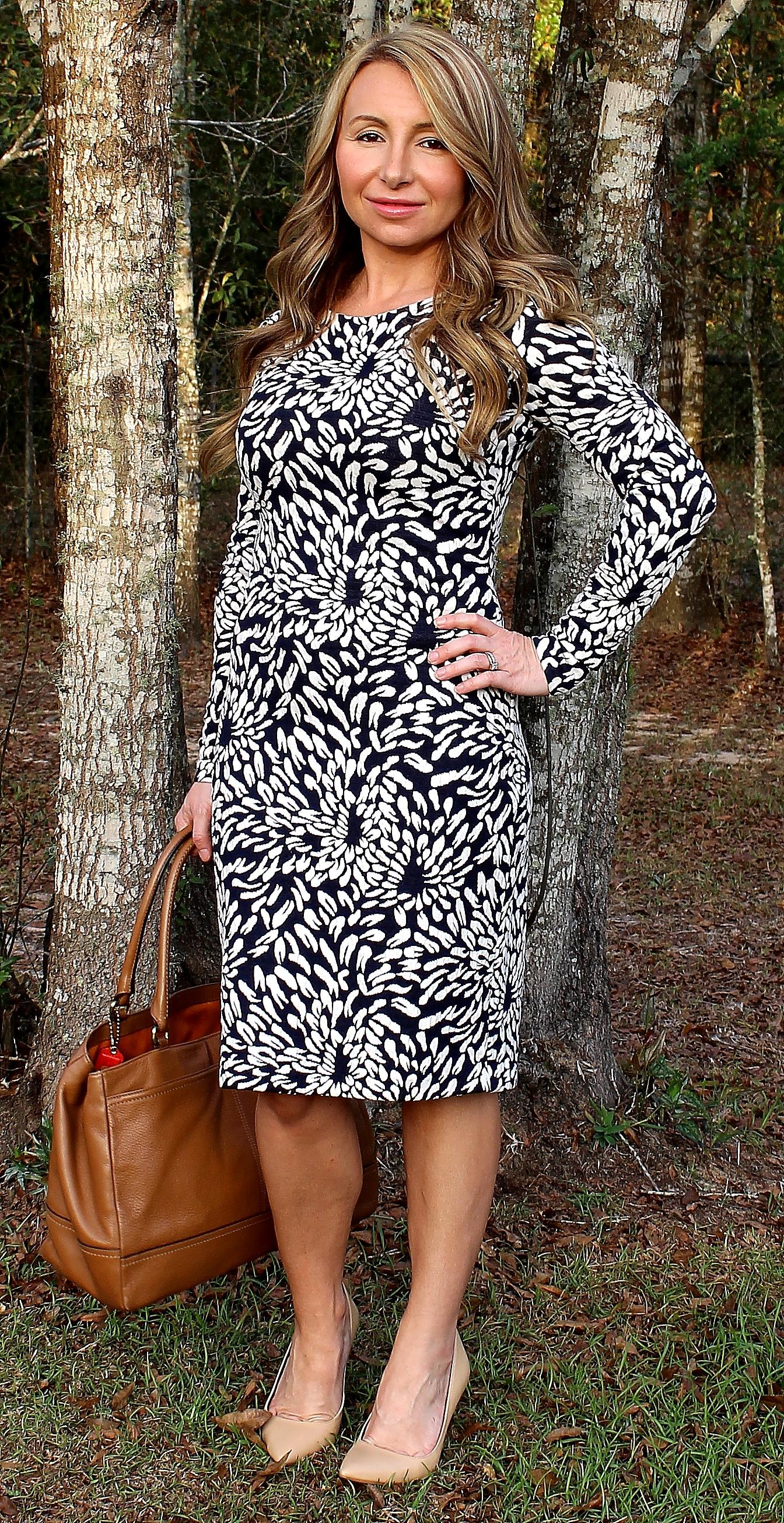 1118c31fcab workfit21 workfit23. Dress – Belle Badgley Mischka from Dillards ...